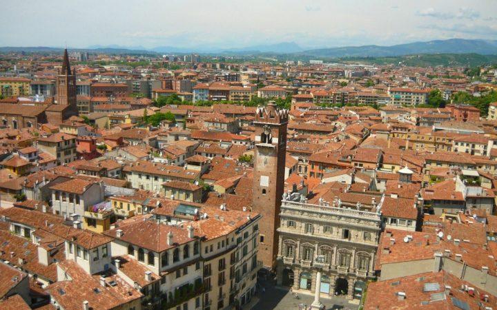 Italia. Verona