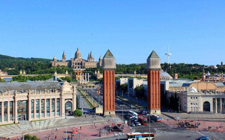 Barcelona, Orașul lui Gaudi