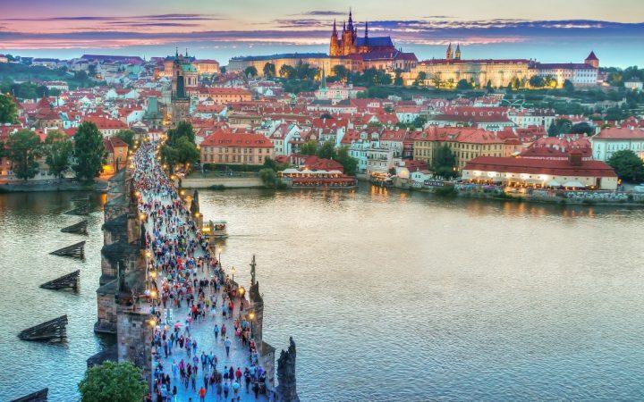 Praga, Orașul de Aur