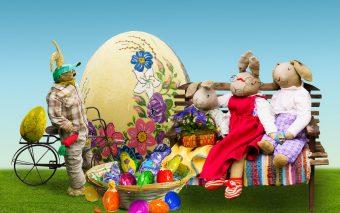 Inventează activități de Paște pentru întreaga familie