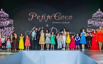 Colecție inedită de modă pentru copii by Petite Coco și Adela Diaconu lansată la BFW!