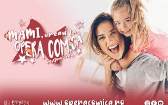 """,,Scrisoare către copilul meu"""" – o campanie unică desfășurată în premieră de Opera Comică pentru Cop..."""
