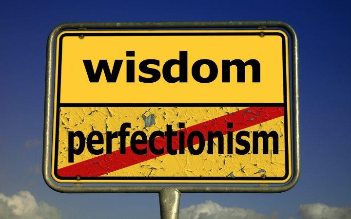 Cum scapi de perfecționism? Permite-ți să greșești, să respiri!