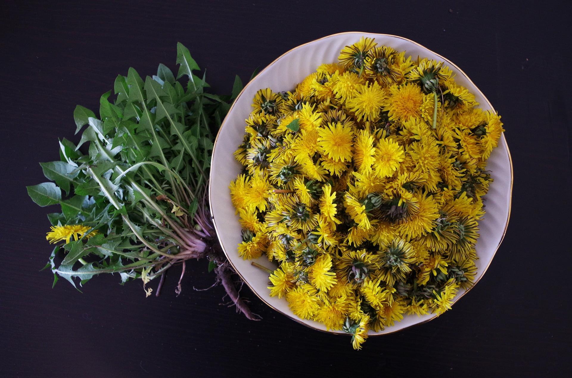 Dieta cu verdețuri de primăvară