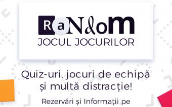 "Trubaduro lansează ""Random"", un joc unic în România"