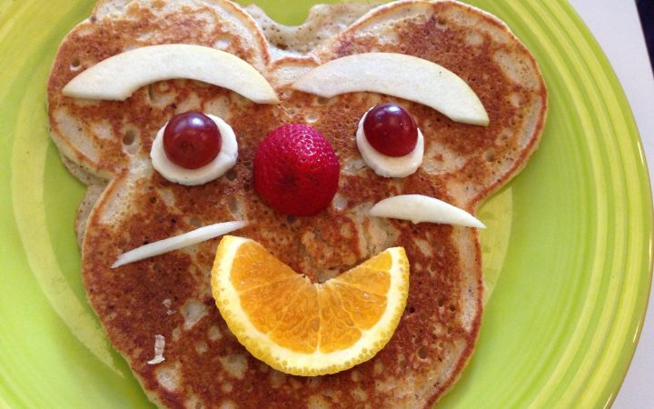 Mâncare atractivă pentru copii mofturoși