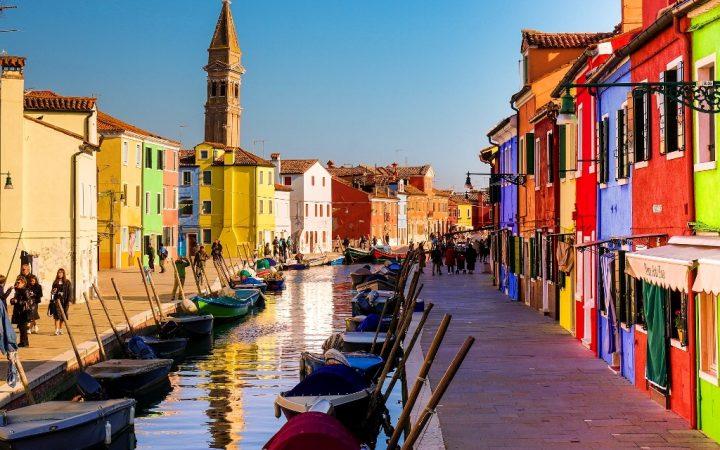 Paradisul Murano si Burano