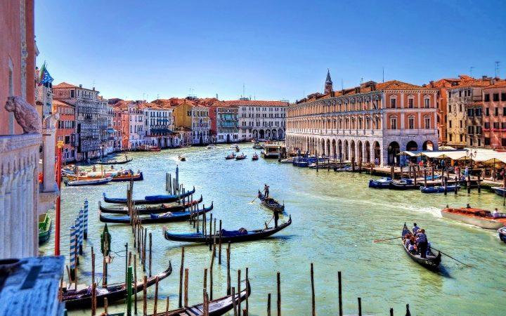 Veneția - Cetatea Dogilor