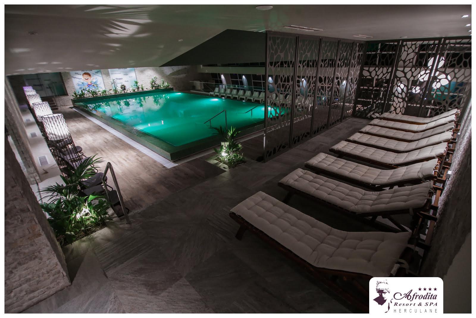 Herculum Spa - puterea apelor termale de la Afrodita Resort & SPA