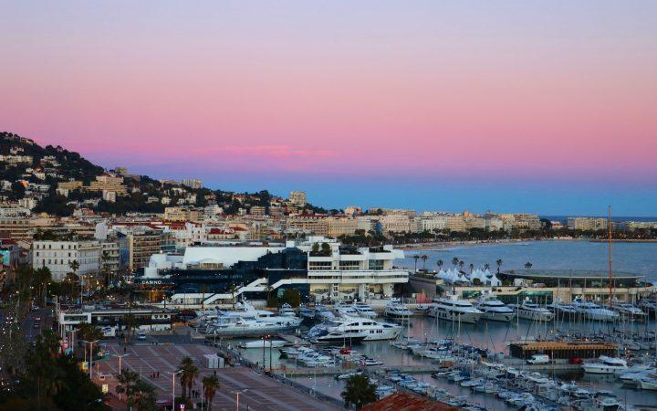 Cannes, orașul Festivalului de Film
