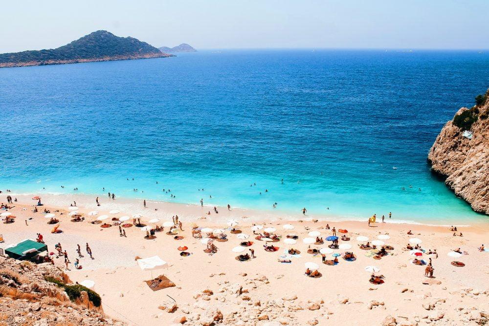 Plaje din Turcia. Destinații pentru familii. Locații pentru distracție