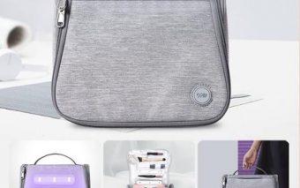 Sterilizare în 59 de secunde: geanta cu UV care va ușura viața noilor părinți
