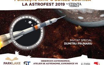 ParkLake găzduiește în premieră evenimentul AstroFest 2019