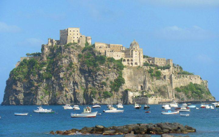 Ischia - Castelul Aragonese