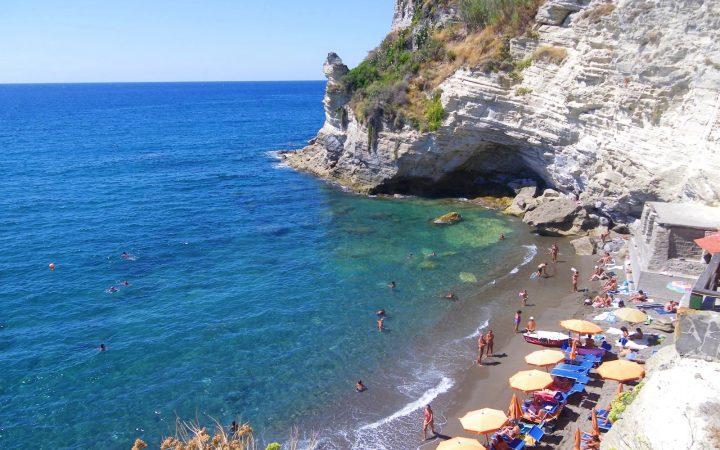 Ischia - Plaja Cava Grado