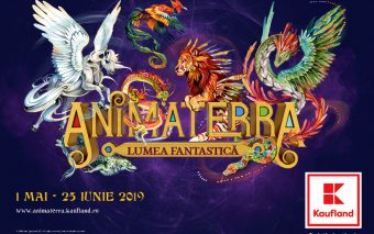Kaufland România lansează Animaterra – Lumea Fantastică, o campanie tip colecție despre creaturi mit...
