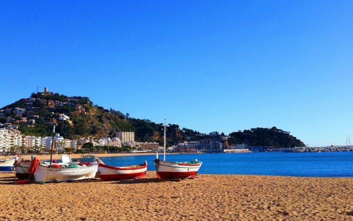 Cele mai bune destinații cu plajă: Costa Brava
