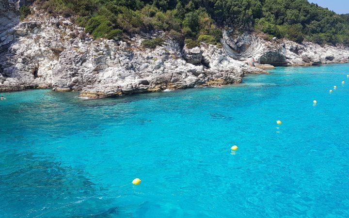 Laguna Albastră - Insula Corfu