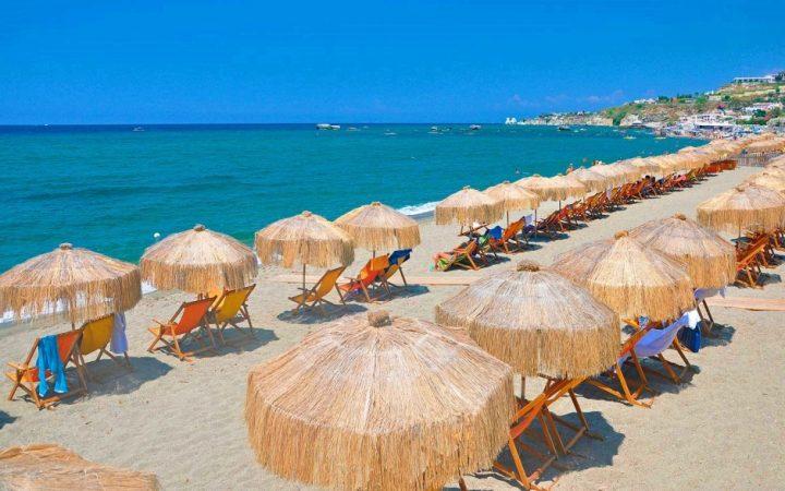 Cele mai spectaculoase plaje europene: Plaja Citara, Ischia