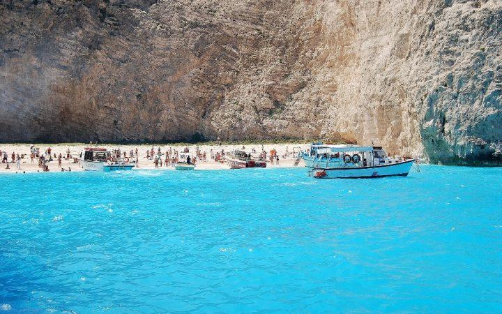 Cele mai bune destinații cu plajă: Zakynthos