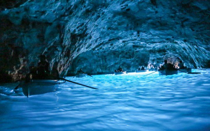 Grotta Azzurra - Insula Capri