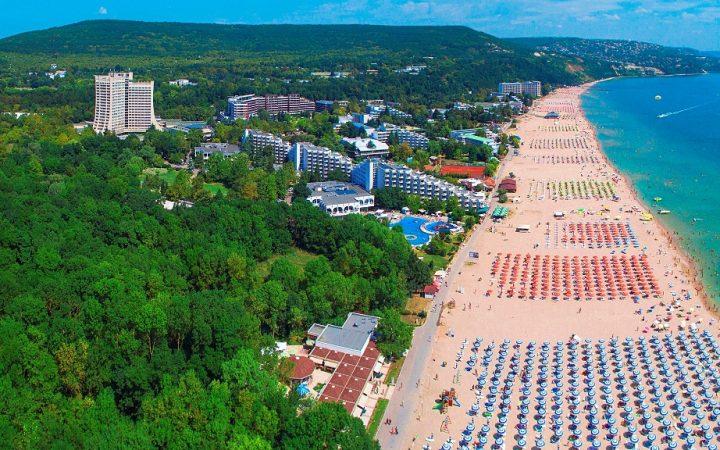 Cele mai bune destinații cu plajă: Albena