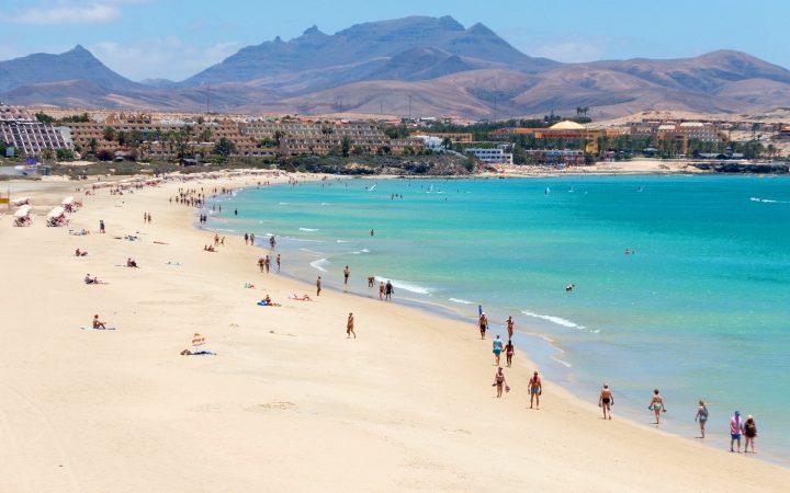 La Concha - Insula Fuerteventura