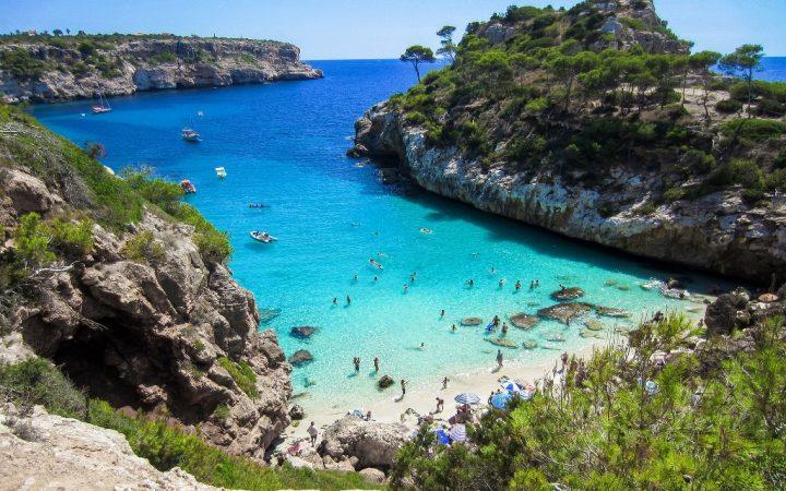 Playa Calo des Moro, Mallorca