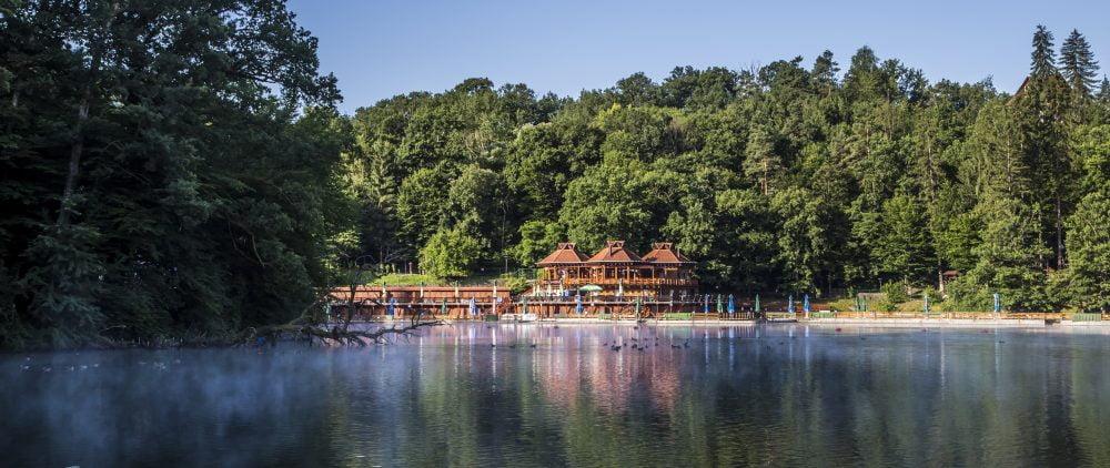 Lacul Ursu se deschide pentru sezonul de vara 2019