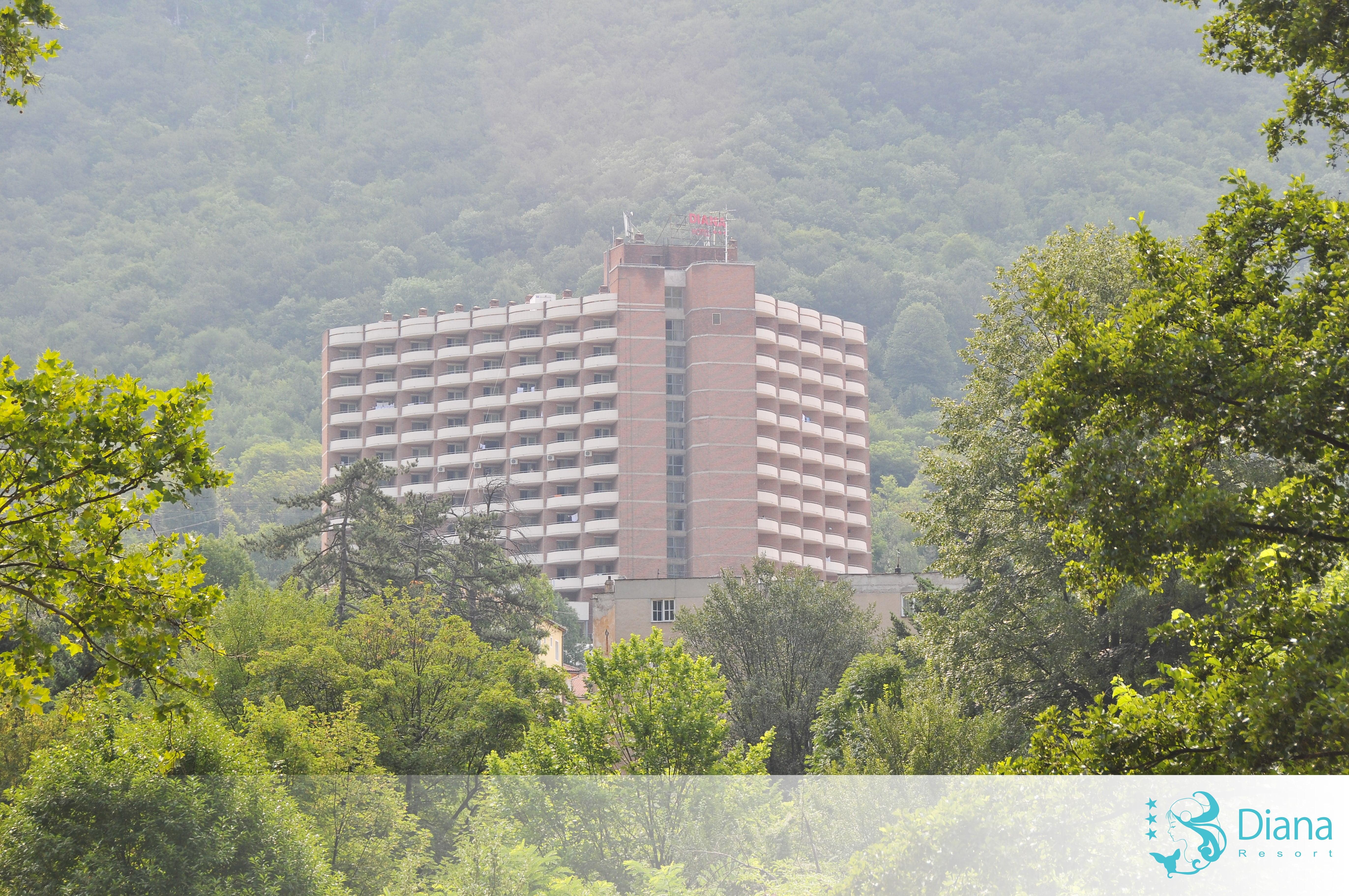 DIANA SPA – o locație proaspăt inaugurată în cadrul Diana Resort, Baile Herculane