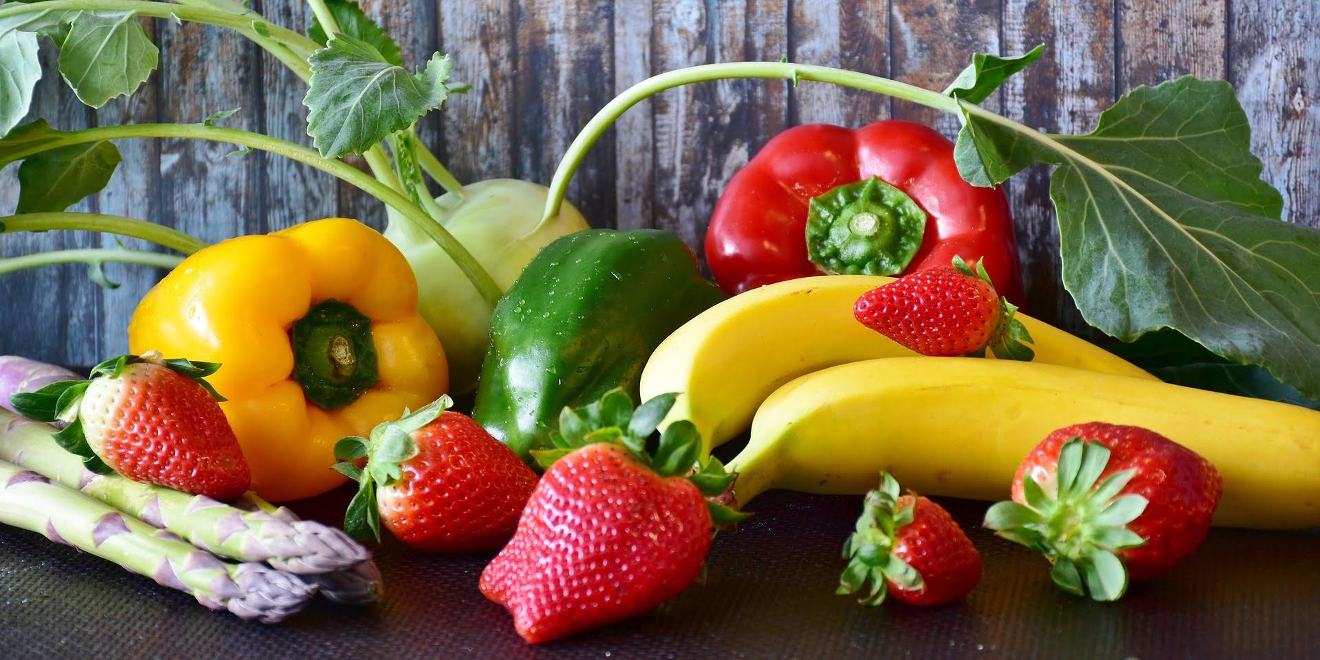 Dieta cu fructe și legume. Avantaje și dezavantaje
