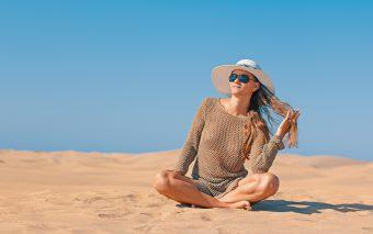 Măști de vară pentru păr. 5 măști pentru un păr sănătos chiar și în timpul verii