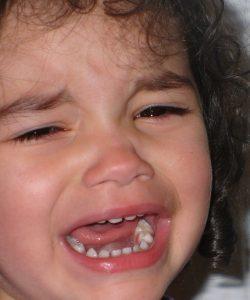 Copilul plângăcios. Copiii și plânsul: 0-8 ani