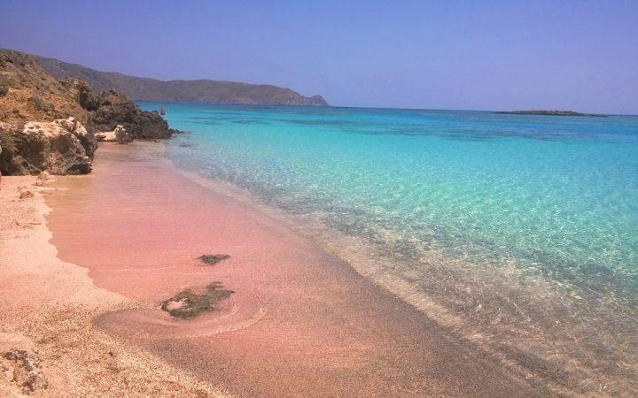 Creta - Plaja Elafonissi