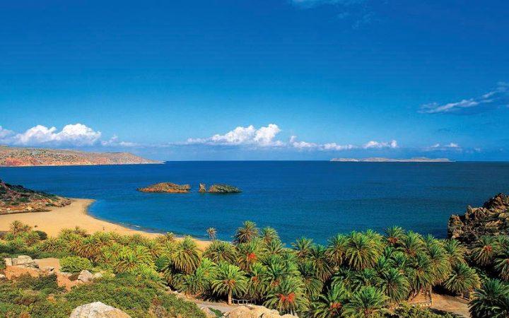 Creta - Plaja Vai