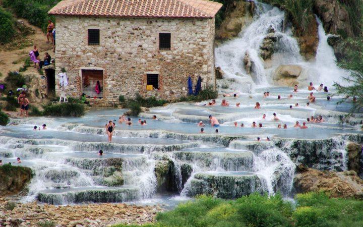 Terme di Saturnia- Toscana