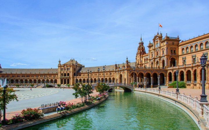Aire de Sevilla- Andaluzia