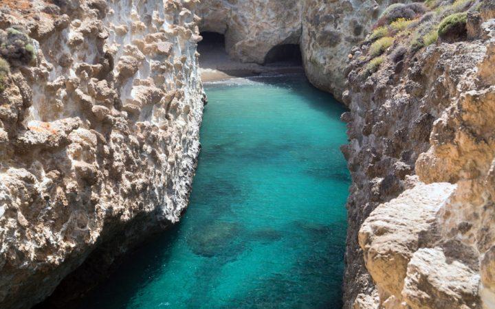 Papafragas Beach - Milos