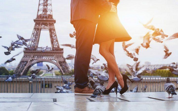 Luna de miere la Paris - mon amour