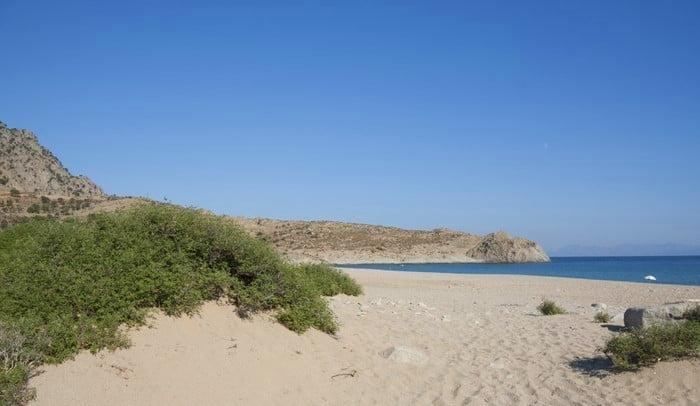 Plaja Pahia Ammos - Samothraki
