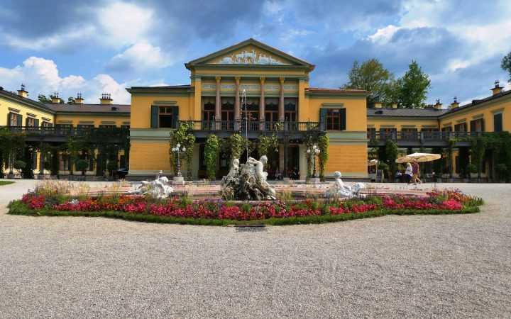 Băile termale din Bad Ischl - Austria