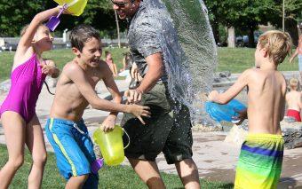 Jocuri de vară pentru copii. Petrecerea timpului într-un mod distractiv
