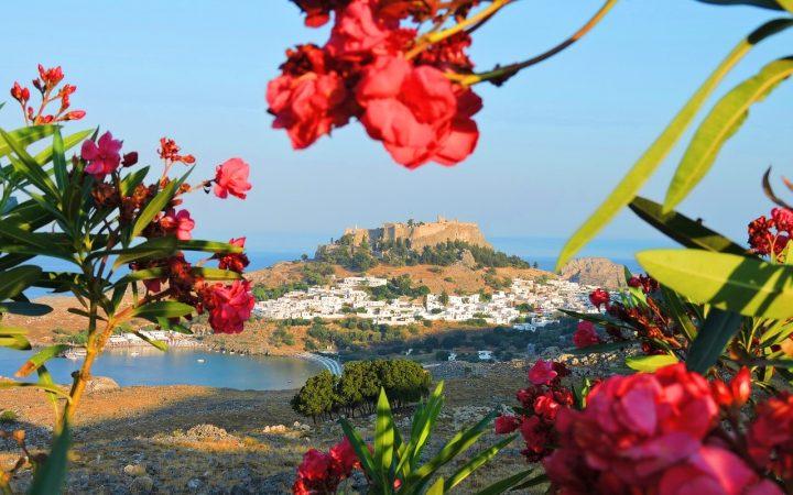 O vară fără de sfârșit în Rhodos - Insula Soarelui