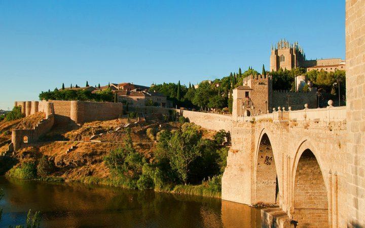 Orașe medievale:Toledo - Spania