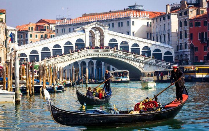 Vacanța de Sfânta Maria la Veneția și Lido di Jesolo