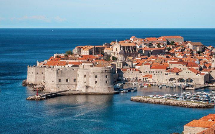 Orașe medievale: Dubrovnik - Croația