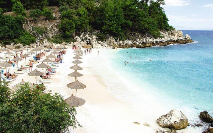 Vacanța de Sfânta Maria în Insula Thassos