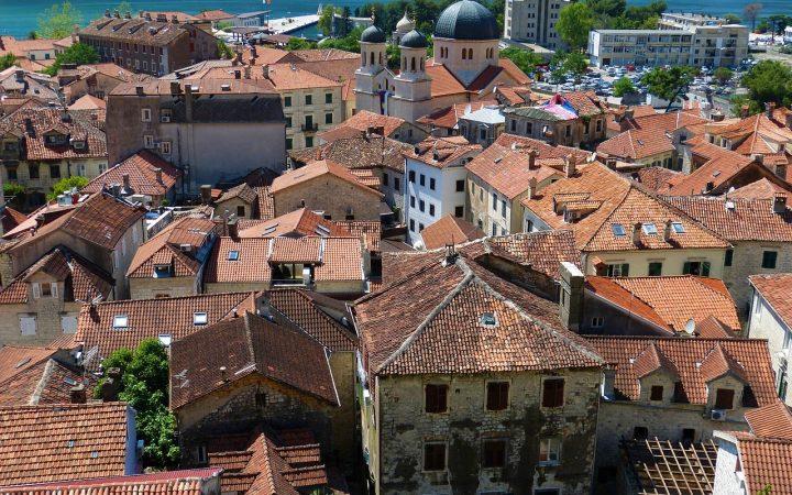 Orașe medievale: Kotor - Muntenegru