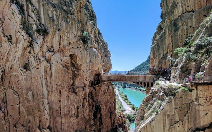 Drumul Regelui, Spania