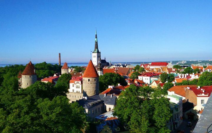 Orașe medievale:Tallinn - Estonia